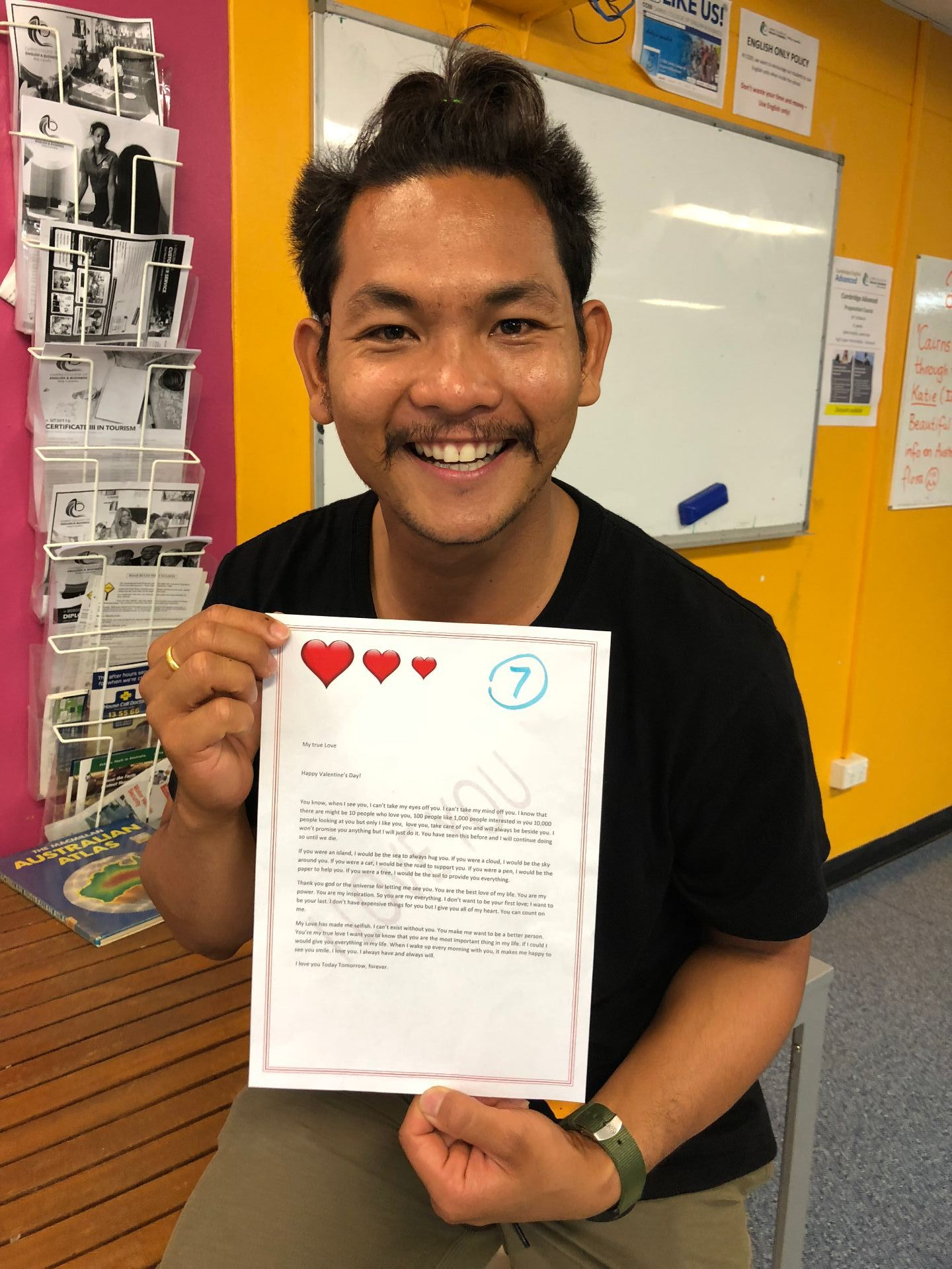 The best CCEB love letter ever! | Study with us in paradise!